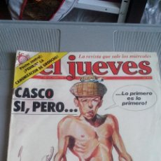 Coleccionismo de Revista El Jueves: EL JUEVES - NUMERO 274 - 1982 - CON POSTER CENTRAL. Lote 115176979