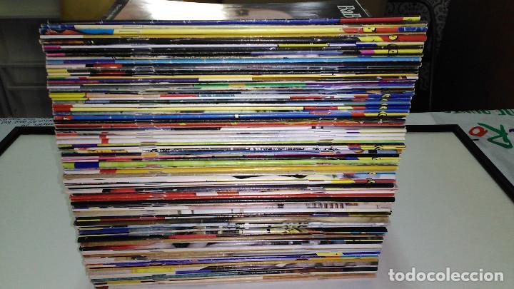 REVISTA EL JUEVES. LOTE DE 99 Nº (AGOSTO 1991/ MARZO 2013) (Coleccionismo - Revistas y Periódicos Modernos (a partir de 1.940) - Revista El Jueves)