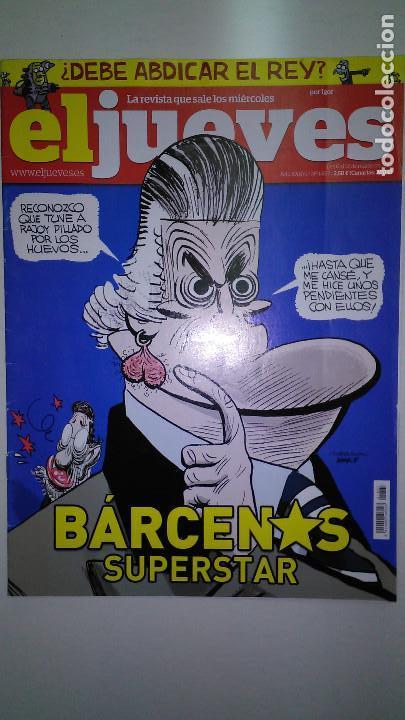 Coleccionismo de Revista El Jueves: REVISTA EL JUEVES. Lote de 99 Nº (Agosto 1991/ Marzo 2013) - Foto 21 - 116444099
