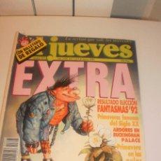 Coleccionismo de Revista El Jueves: EL JUEVES 823. DEL 3 AL 9 DE MARZO 1993 EXTRA PRIMAVERA (EN ESTADO NORMAL). Lote 116543799