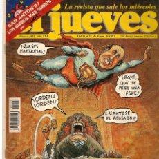 Coleccionismo de Revista El Jueves: EL JUEVES. Nº 1025. 21 ENERO 1997. (ST/REVISTAS). Lote 117000003