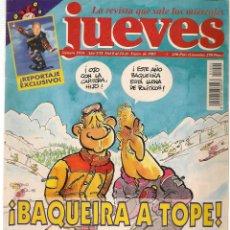 Coleccionismo de Revista El Jueves: EL JUEVES. Nº 1024. 14 ENERO 1997. (ST/REVISTAS). Lote 117000059