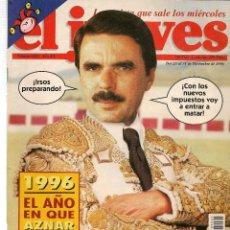 Coleccionismo de Revista El Jueves: EL JUEVES. Nº 1022. 31 DICIEMBRE 1996. (ST/REVISTAS). Lote 117000163