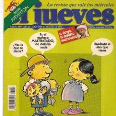 Coleccionismo de Revista El Jueves: EL JUEVES. Nº 1021. 24 DICIEMBRE 1996. (ST/REVISTAS). Lote 117000211