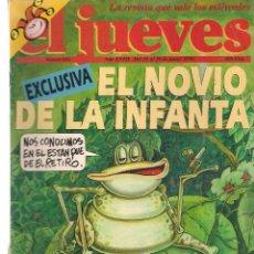Coleccionismo de Revista El Jueves: EL JUEVES. Nº 891. 28 JUNIO 1994. (ST/REVISTAS). Lote 117015551