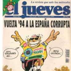 Coleccionismo de Revista El Jueves: EL JUEVES. Nº 884. 10 MAYO 1994. (ST/REVISTAS). Lote 117016075