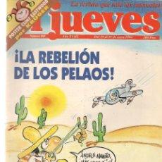 Coleccionismo de Revista El Jueves: EL JUEVES. Nº 869. 25 ENERO 1994. (ST/REVISTAS). Lote 117017315