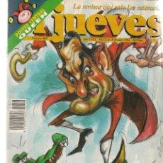 Coleccionismo de Revista El Jueves: EL JUEVES. Nº 868. 18 ENERO 1994. (ST/REVISTAS). Lote 117017395