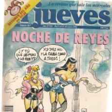 Coleccionismo de Revista El Jueves: EL JUEVES. Nº 867. 11 ENERO 1994. (ST/REVISTAS). Lote 117017495