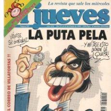 Coleccionismo de Revista El Jueves: EL JUEVES. Nº 922. 31 ENERO 1995. (ST/REVISTAS). Lote 117032611