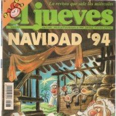Coleccionismo de Revista El Jueves: EL JUEVES. Nº 917. NAVIDAD´94. 27 DICIEMBRE 1994. (ST/REVISTAS). Lote 117032895