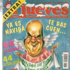 Coleccionismo de Revista El Jueves: EL JUEVES. Nº 916. EXTRA CON CALENDARIO 1995. 20 DICIEMBRE 1994. (ST/REVISTAS). Lote 117033011