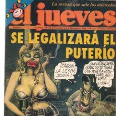 Coleccionismo de Revista El Jueves: EL JUEVES. Nº 914. 6 DICIEMBRE 1994. (ST/REVISTAS). Lote 117033251