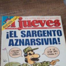 Coleccionismo de Revista El Jueves: REVISTA EL JUEVES 1038 * 9. Lote 117986916