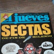 Coleccionismo de Revista El Jueves: REVISTA EL JUEVES 1037 * 9. Lote 117986963