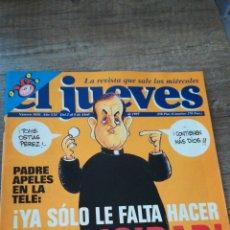 Coleccionismo de Revista El Jueves: REVISTA EL JUEVES 1036 * 9. Lote 117987014