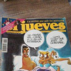 Coleccionismo de Revista El Jueves: REVISTA EL JUEVES 1012 * 9. Lote 117987255