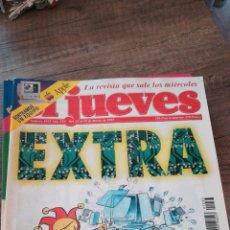 Coleccionismo de Revista El Jueves: REVISTA EL JUEVES 1033 * 9. Lote 117987514