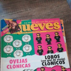 Coleccionismo de Revista El Jueves: REVISTA EL JUEVES 1032 * 9. Lote 117987584