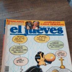 Coleccionismo de Revista El Jueves: REVISTA EL JUEVES 987 * 9. Lote 117987756