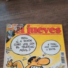 Coleccionismo de Revista El Jueves: REVISTA EL JUEVES 999 * 9. Lote 117987948