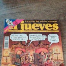 Coleccionismo de Revista El Jueves: REVISTA EL JUEVES 996 * 9. Lote 117988060