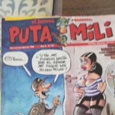 Coleccionismo de Revista El Jueves: REVISTA PUTA MILI 197 * EL JUEVES * 25. Lote 117994550