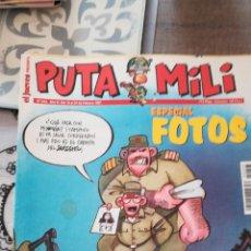 Coleccionismo de Revista El Jueves: REVISTA PUTA MILI 243 * EL JUEVES * 24. Lote 117995432