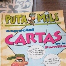 Coleccionismo de Revista El Jueves: REVISTA PUTA MILI 244 * EL JUEVES * 24. Lote 117995471