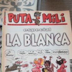 Coleccionismo de Revista El Jueves: REVISTA PUTA MILI 246 * EL JUEVES * 24. Lote 117995587