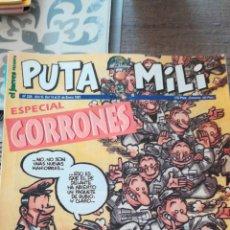 Coleccionismo de Revista El Jueves: REVISTA PUTA MILI 238 * EL JUEVES * 24. Lote 117995670