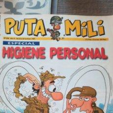 Coleccionismo de Revista El Jueves: REVISTA PUTA MILI 239 * EL JUEVES * 24. Lote 117995706