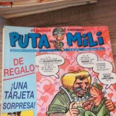 Coleccionismo de Revista El Jueves: REVISTA PUTA MILI 192 * EL JUEVES * 26. Lote 118005152