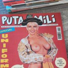Coleccionismo de Revista El Jueves: REVISTA PUTA MILI 229 * EL JUEVES * 7. Lote 118054386