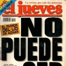 Coleccionismo de Revista El Jueves: REVISTA EL JUEVES Nº 1395. AÑO XXVII - FEBRERO 2004. - A-REV-1436. Lote 118196051