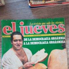Coleccionismo de Revista El Jueves: REVISTA EL JUEVES 35 * ENERO 1978 * 4. Lote 118619344