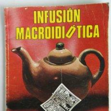 Coleccionismo de Revista El Jueves: REVISTA EL JUEVES INFUSIÓN MACROIDIÓTICA. Lote 118650672
