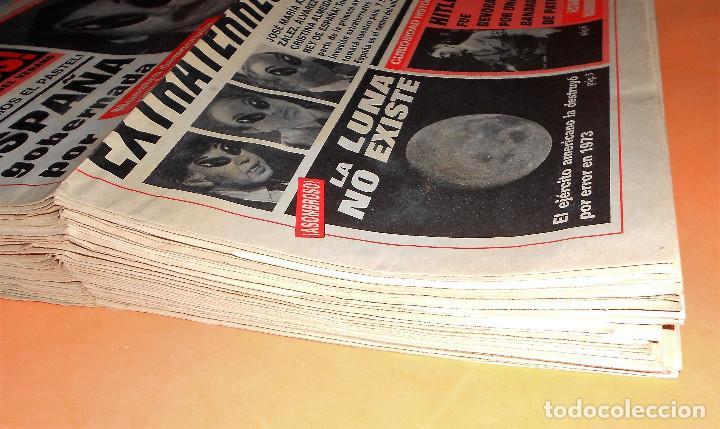 Coleccionismo de Revista El Jueves: ¡MANDA GüEBOS! SUPLEMENTO DE EL JUEVES. 46 NUMEROS. ESTADO NORMAL. AÑOS 90. - Foto 2 - 119033399