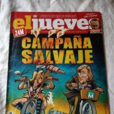 Coleccionismo de Revista El Jueves: EL JUEVES ESPAÑA SALVAJE Nº 1982. AÑO 2015. Lote 119114775
