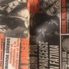 Coleccionismo de Revista El Jueves: ¡MANDA GUEBOS! SUPLEMENTO DE EL JUEVES (23 EJEMPLARES) AÑOS 90. Lote 119288483