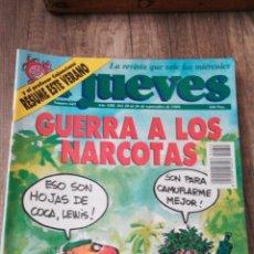 Coleccionismo de Revista El Jueves: REVISTA EL JUEVES 643 * 35. Lote 119475872