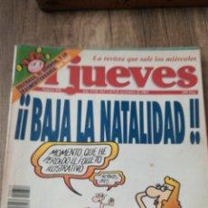 Coleccionismo de Revista El Jueves: REVISTA EL JUEVES 858 * 35. Lote 119476027