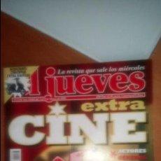 Coleccionismo de Revista El Jueves: EL JUEVES EXTRA CINE Nº 1136. Lote 120460851