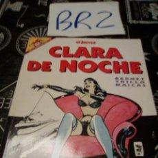 Coleccionismo de Revista El Jueves: PENDONES DEL HUMOR 139 CLARA DE NOCHE. Lote 122043436