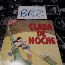 Coleccionismo de Revista El Jueves: PENDONES DEL HUMOR 128 CLARA DE NOCHE. Lote 122043578