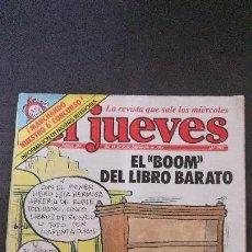 Coleccionismo de Revista El Jueves: REVISTA EL JUEVES Nº 382-1984. Lote 122070347