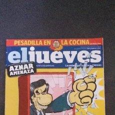 Coleccionismo de Revista El Jueves: REVISTA EL JUEVES Nº 1879-2013. Lote 122078199