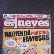 Coleccionismo de Revista El Jueves: REVISTA EL JUEVES Nº 1929-2014. Lote 122078239