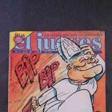 Coleccionismo de Revista El Jueves: REVISTA EL JUEVES 402-1985. Lote 122078427