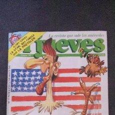 Coleccionismo de Revista El Jueves: REVISTA EL JUEVES 457-1986. Lote 122078491
